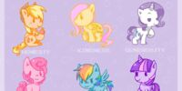 My Little Pony: Friendship is Magic/Gallery