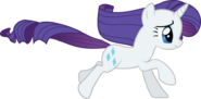 Rarity run by quanno3-d54ywth