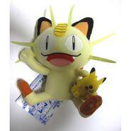 PokemonCenterMeowthPikachuLotteryPlushFront-500x500
