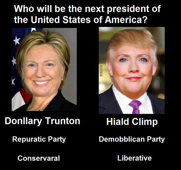 Trump hillary