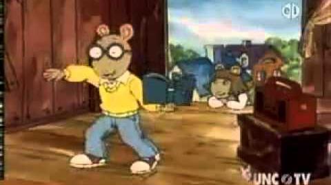 Arthur AARDVARK Rap