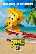 SpongeBob Movie Sponge out of Water - Teaser poster
