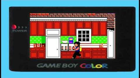 Rebecca Black - Friday The Official Gameboy Game