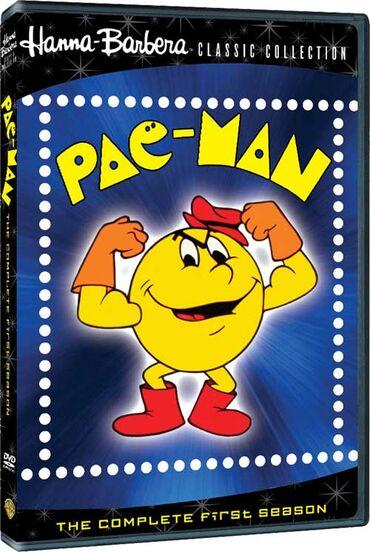 Pac-Man S1 3D