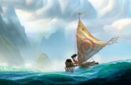 Moana concept art crop