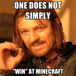 File:One does not simply minecraft.jpg