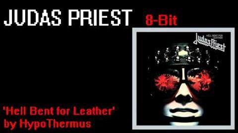 8-Bit Heavy Metal Judas Priest - 'Hellbent for Leather'