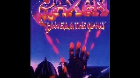 8-bit Saxon - Power And The Glory