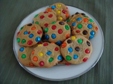 File:M&M Cookies.jpg