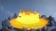Frozen Lava 1