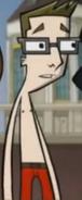 Doug in a bathing suit