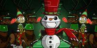 Robo-Snowman