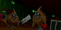 Chainsaw Werewolves