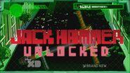 Jack hammer unlocked