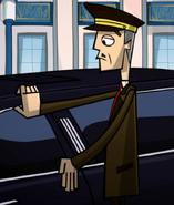 McFist Limousine Man