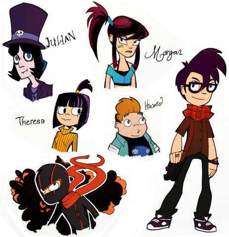 File:Randy cunningham 9th grade hipster by raifiel-d5gec58.png