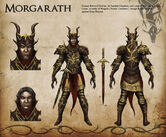 Dark lord morgarath by renmoraes-d54vjvq