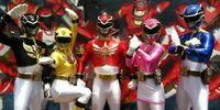 The Megaforce Rangers
