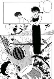 Kuno appears - Melonhead