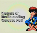 Mystery of the Marauding Octopus Pot!