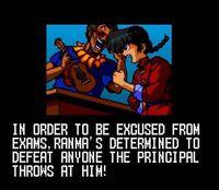 Hard Battle Ranma intro