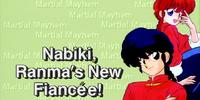 Nabiki, Ranma's New Fiancée!