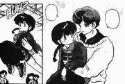 Mikado catches Ranma