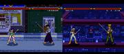 Gekitōhen-Combat comparison
