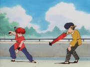 Ryoga learns of curse - episode 8