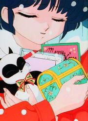 S06-13-Akane Xmas Presents