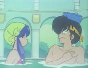 Ryoga meets Shampoo in baths
