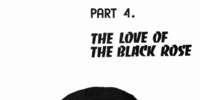 The Love of the Black Rose