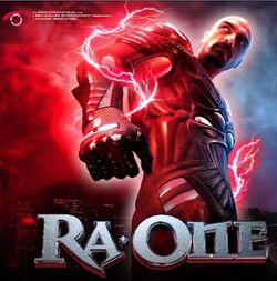 Ra.One character poster
