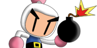 White Bomberman