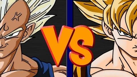 Goku vs Vegeta - Epic Rap Battles Of Cartoon History