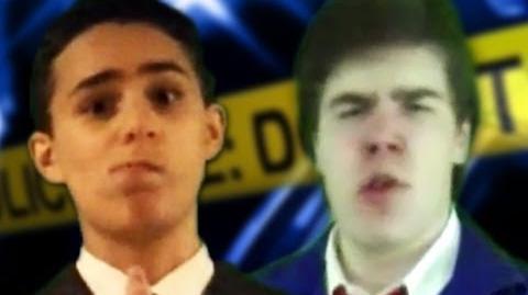 Phoenix Wright vs Adrian Monk - Epic Rap Battle Parodies Season 2-0