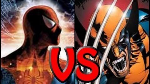 The Amazing Spider-man vs Wolverine Rap Battle