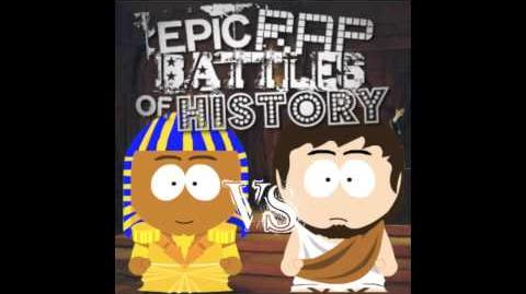 King Tut vs Emperor Nero. Epic Fanmade Rap Battles of History 14