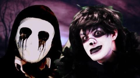 Eyeless Jack vs Laughing Jack - Epic Rap Battle Parodies Season 3 finale