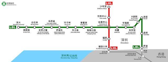 File:Shenzhen Metro Map.png