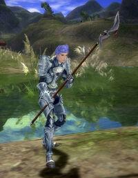 Leg-Screw Spear