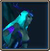 Blue Pixie portrait