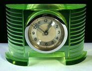 Uraniumglassclock