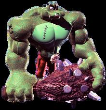 Klubba (Donkey Kong Country 2)