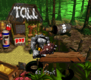 Kudgel Ending Japanese - Super Donkey Kong 2