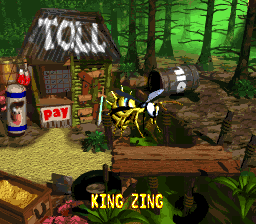 File:King Zing Ending - Donkey Kong Country 2.png