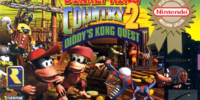Donkey Kong Country 2: Diddy's Kong Quest/gallery