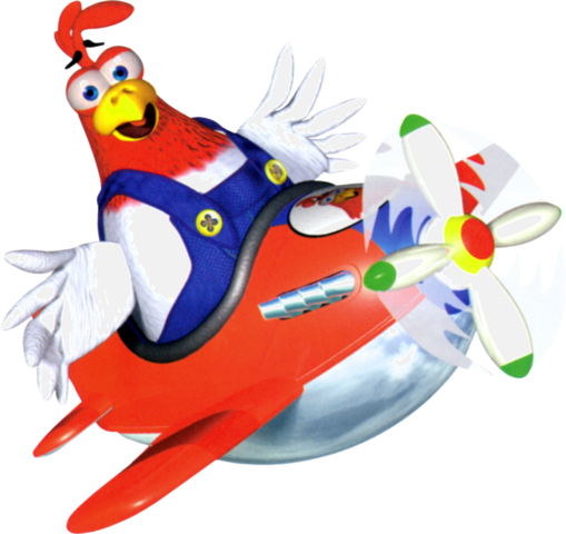 File:Drumstick - Plane Artwork - Diddy Kong Racing.png