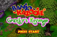 Title Screen - Grunty's Revenge