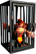 Donkey Kong Artwork - Donkey Kong Country 2